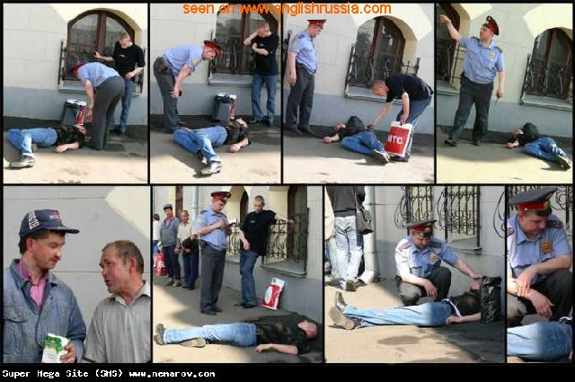 russian police in action 2