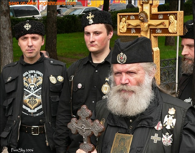 russian extreme christians