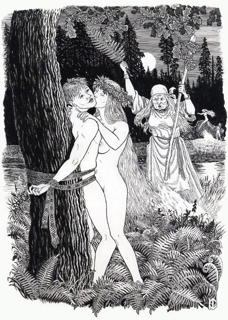 Erotic fairy tale seems brilliant